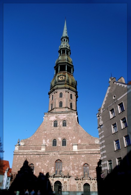 kościół w Rydze