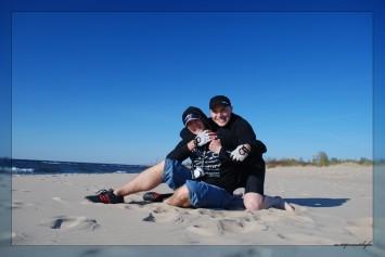 plaża zdobyta