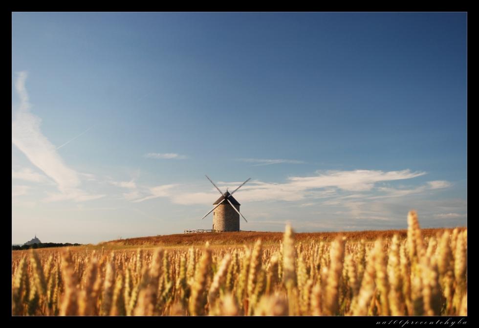 Moulin a vent de Moidrey