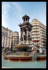 francuska fontanna