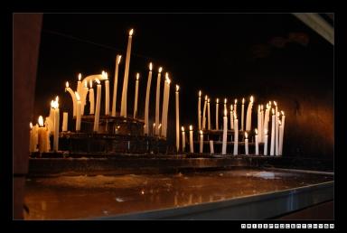 francuskie świeczki
