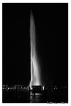 nocna fontanna