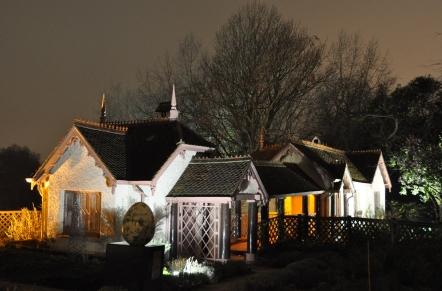 gardener's hut