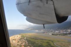 Maiquetia national airport