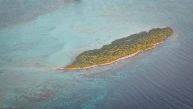 One of many small islands that you might probably buy for a shit load of $! Jedna z wielu małych wysepek, które pewnie możesz kupić za furę $!