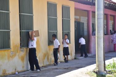 Primary school in Gran Roque
