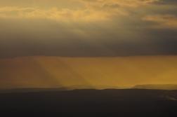 Distant dusk