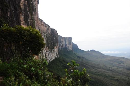 Roraima's south wall