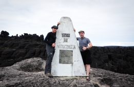 We and the Tripple Point.