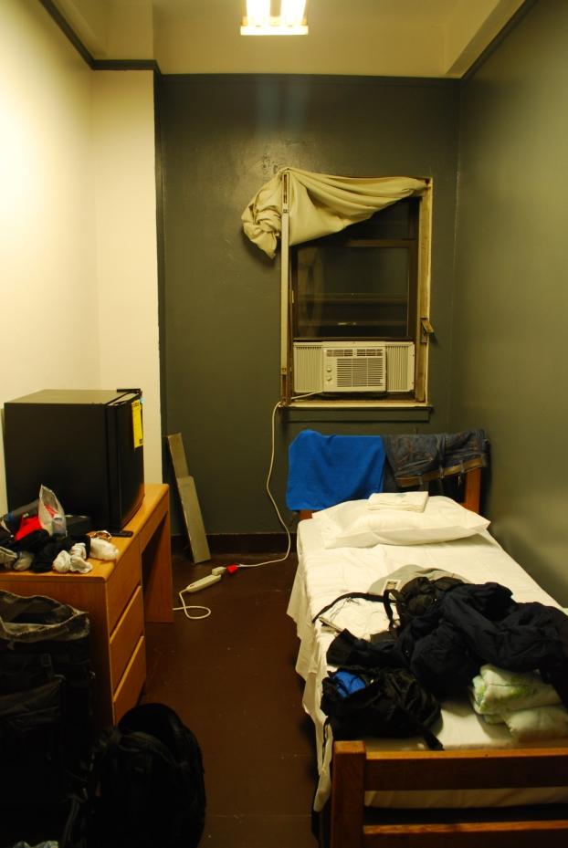 pokój za 60$ w YMCA Brooklyn / a 60$ room at YMCA Brookly