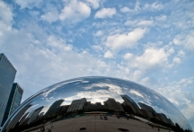the bean and the clouds