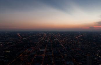 Night runway