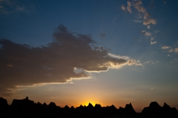 Zachód słońca / Sunset