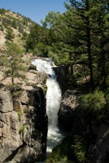 wodospad / waterfall