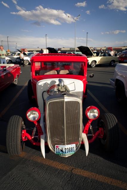 Car show in Cody-01