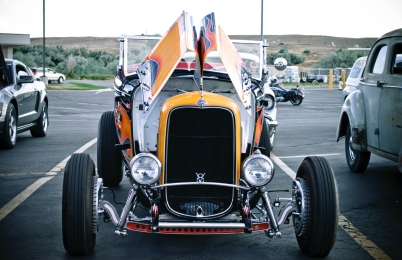 Car show in Cody-05
