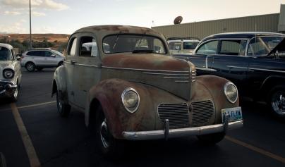 Car show in Cody-08