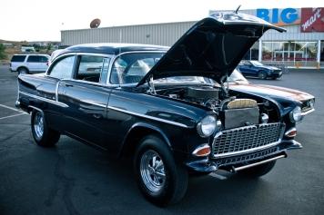 Car show in Cody-09
