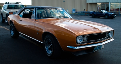 Car show in Cody-10
