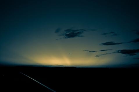 nocna łuna / glow