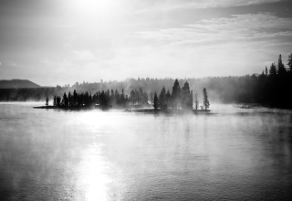 jezioro o poranku 02