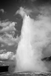 Old Faithful Geyser 01