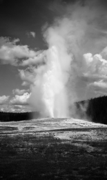 Old Faithful Geyser 02