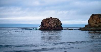 fala i skała