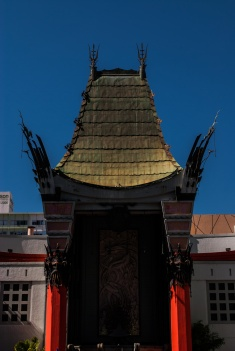 Grauman's Chinese Theatre - entrance