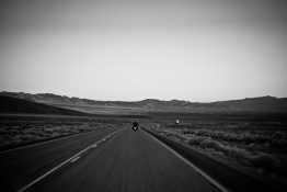 living on the road