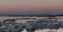 Mono Lake o zachodzie / Sunset at Mono Lake