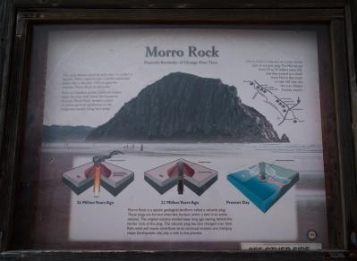 Morro Rock - a reminder