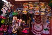Olvera Street Market - wszytko czego nie potrzeba