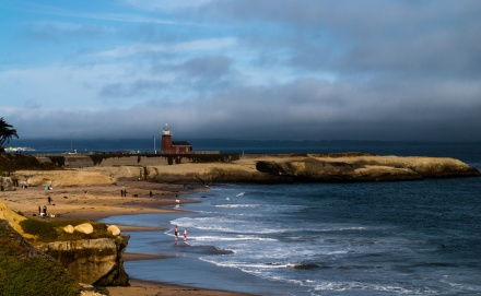 Santa Cruz - Lighthouse Field State Beach