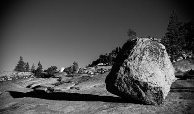 a rock and his shadow / kamień i jego cień