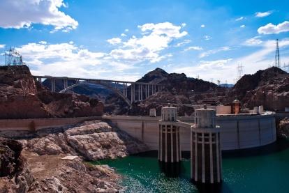 Hoover Dam and Mike O'Callaghan – Pat Tillman Memorial Bridge
