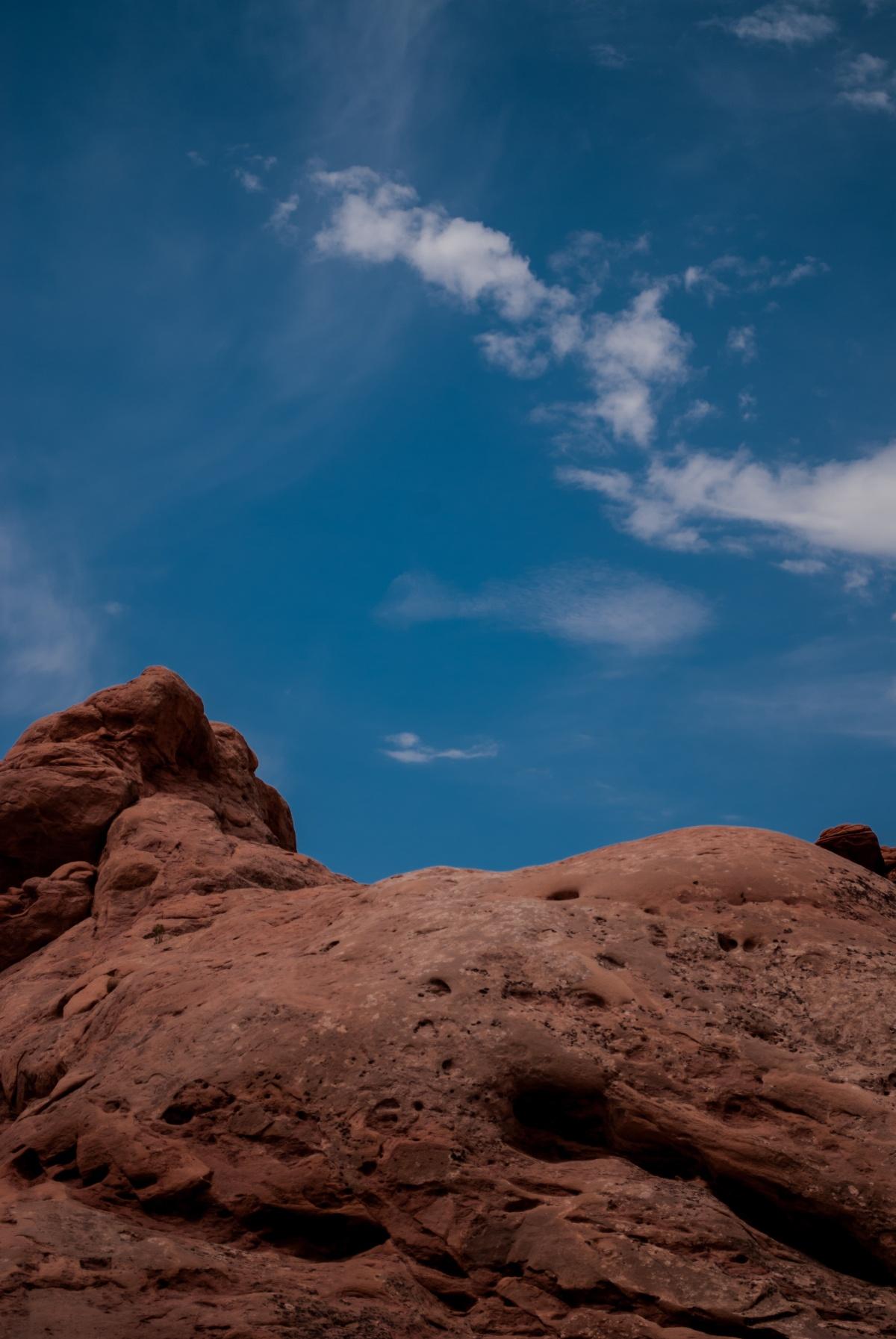 Park Moab South Arches National Avenue Park Utah