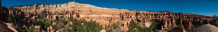 Bryce Canyon Panorama 02 - 9 Images