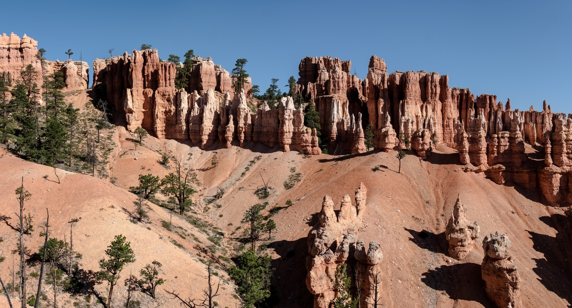 Bryce Canyon Panorama 03 - 6 Images