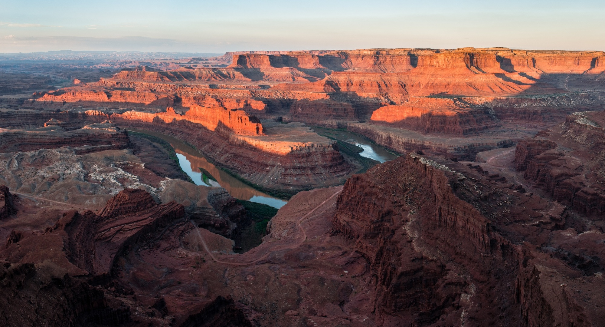Dead Horse Point - Few mins after the sunrise