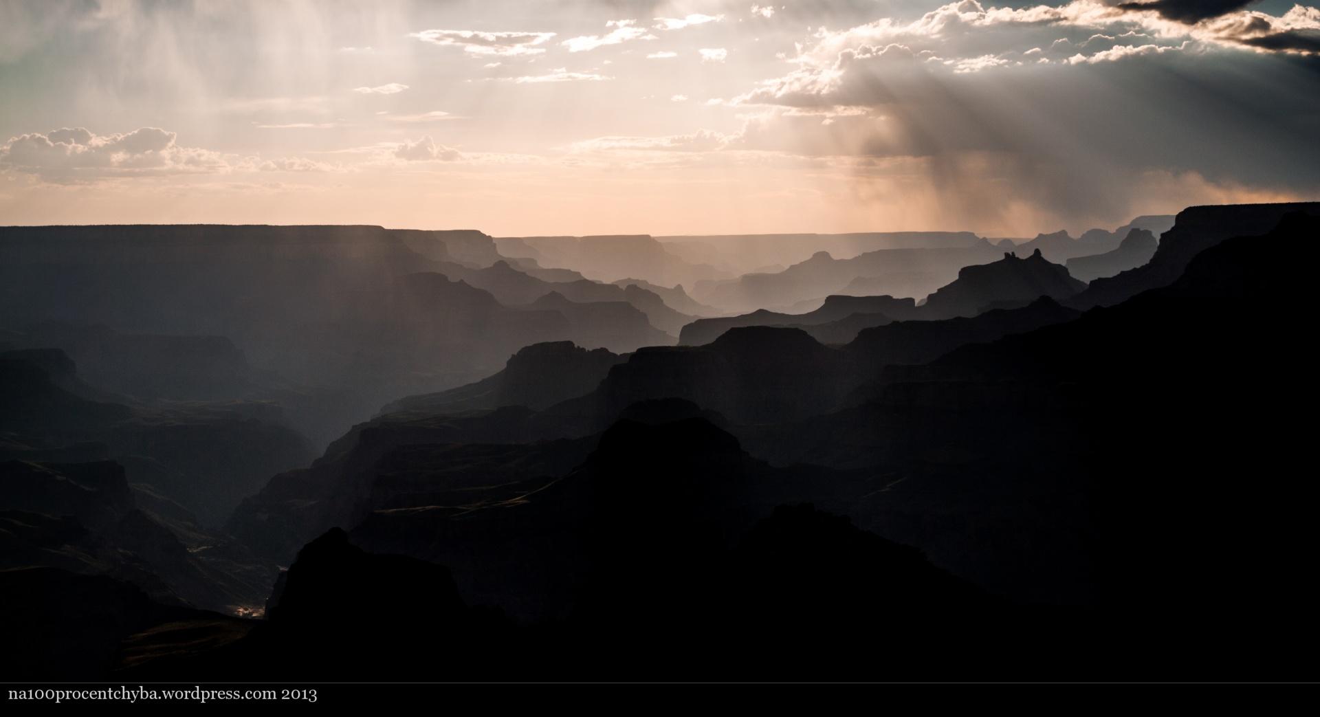 hillsides and shadows / stoki i cienie
