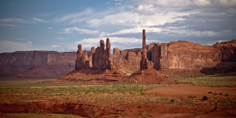 Monument Valley - 07 - Totem Pole