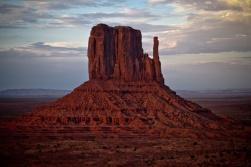 Monument Valley - 13 - West Mitten Butte