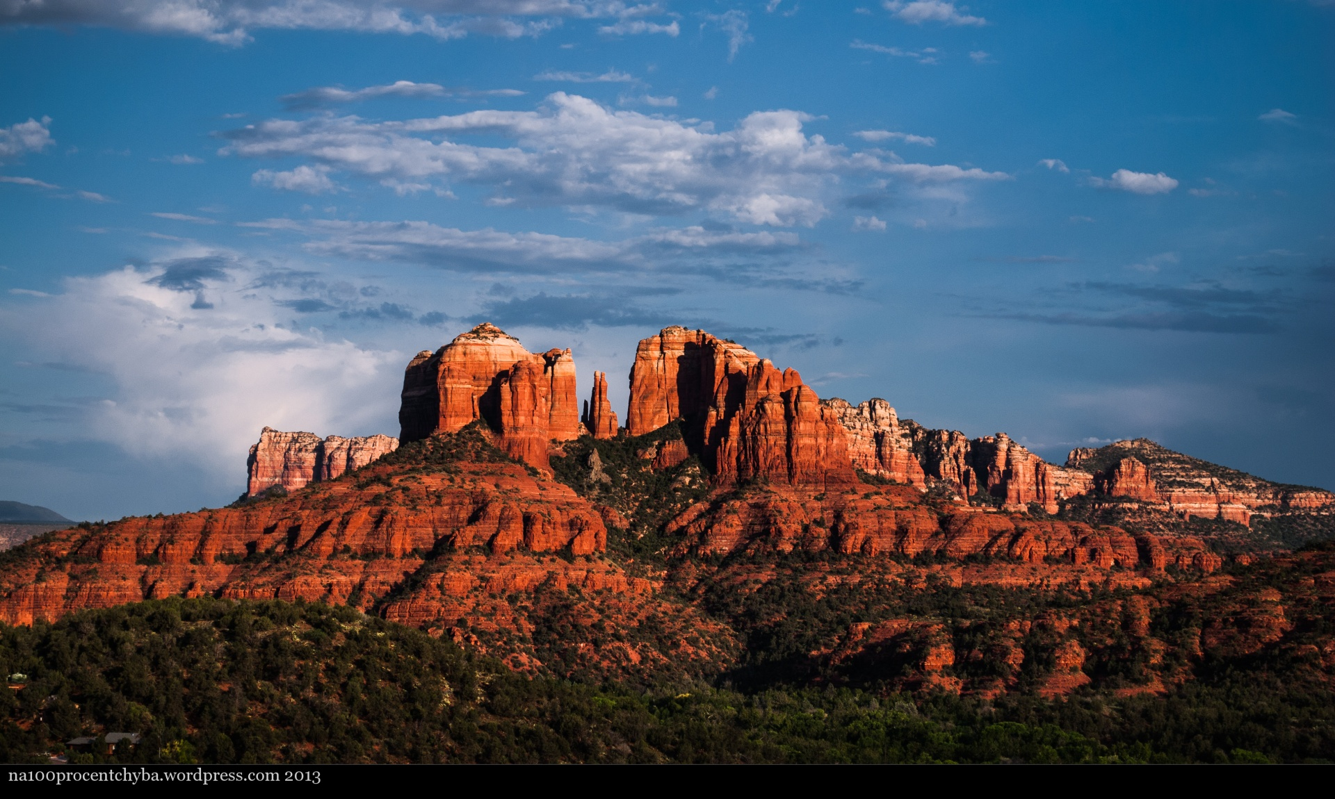 Usa trip 2012 red rock state park near sedona arizona for The sedona