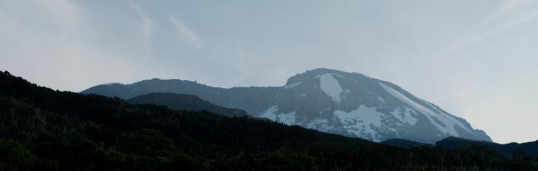 Kilimanjaro - panorama - 009 - Camp no 1