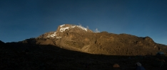 Kilimanjaro - panorama - 013 - Camp no 4