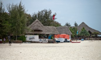 Spanish dancer divers - A PADI diving center where we did our diving course