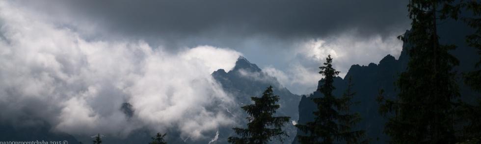Gerlach w chmurach