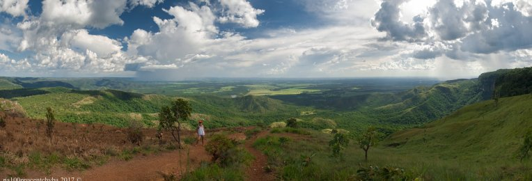 Mirante Centro Geodesico América do Sul - panorama-17 images