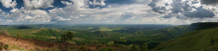 Mirante Centro Geodesico América do Sul - panorama-22 images